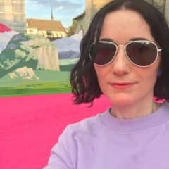 me in Zurich, June 2018