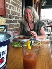 Within weeks of retiring...Savannah pleasures.