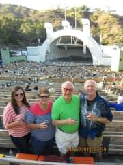 Hollywood Bowl w/friends