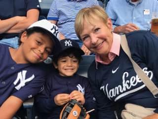 My N.Y. grandkids