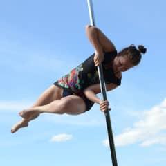 pole dance gimnastic