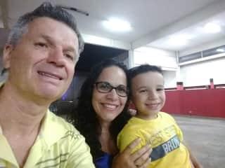 Ivalde, Maria and Enzo