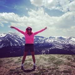 I love the mountains of Colorado.