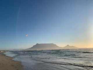 Table Mountain - home