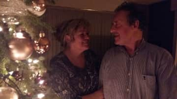 Christine and Philip