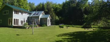 Our home in Vermont