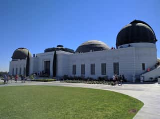 Day at the Griffith observatory
