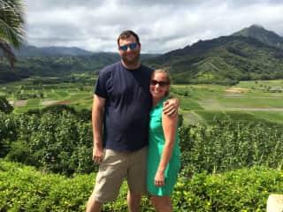 Enjoying the Hawaiian Islands