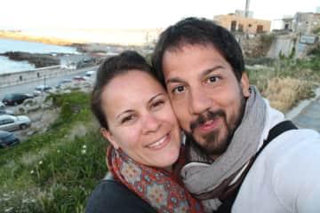Carolina and Alejandro