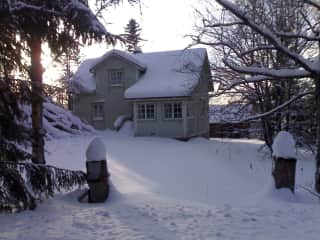 This is how we found our beloved home in 2010