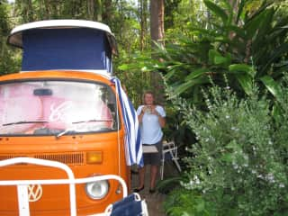 travelling/camping