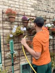 When garden duty calls, we get the job done!