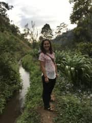 Visiting Tanzania.