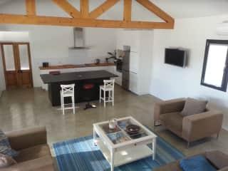Indoor living space