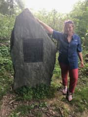 I hiked 20 miles of the Appalachian Trail in 2 days! First time backpacking!