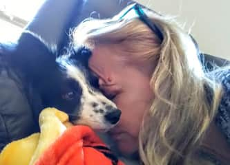 Kate and Gem fell in love during a housesit in Australia.
