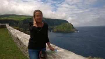 Me in Flores, Azores,Portugal 2016