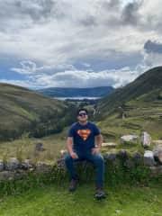 Traveling around South America