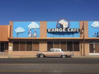 Follow legendary Rte 66 around Santa Fe