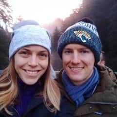 Jess & Ryan, winter adventures in Capilano