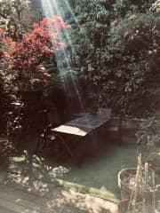 Our not so secret garden