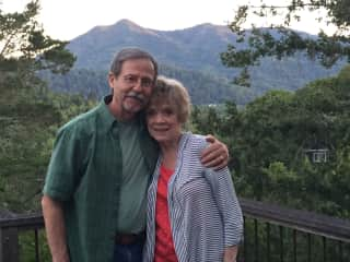 Suzanne and Jerry Bires