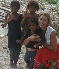 Work in Rishekesh India
