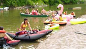 Annual family reunion Goulais River