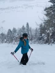 Love the winter sports!