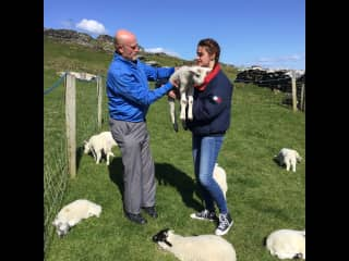 Trusted housesitters enabled us to visit during semester abroad in Ireland