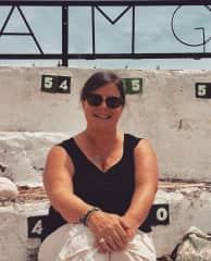 This is me last week in Spain