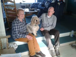 Jessie, Percy and Kees