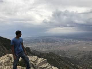 Sandia Mts. New Mexico