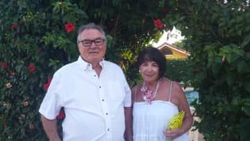 Patrick & I in Costa Rica