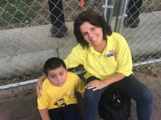 We love volunteering at the Nora Sandigo Children Foundation