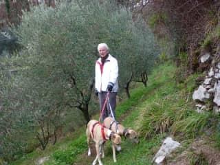 Luc, Hector & Sam, Italy 2016.