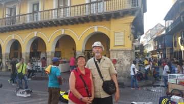 Visiting Cartagena Colombia