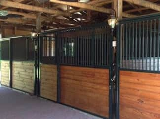 My former stables that I designed 2016