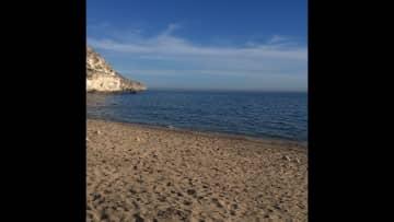 Agua Amarga Beach