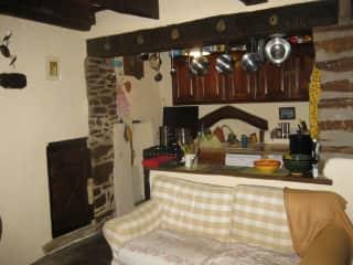 """""""Bijou"""" kitchen"""