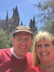 On vacation in Orlando