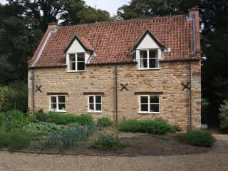 Our home for 6 months in Saxby UK