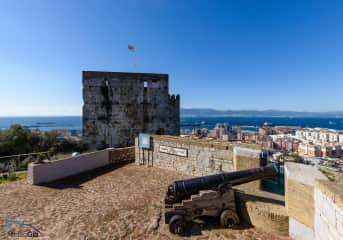 Moorish Castle - so much history in such a small country