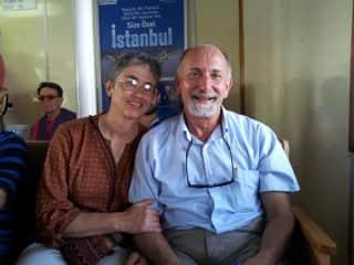 Alia & Bill