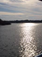 Inter coastal waterway near our home