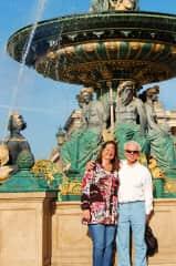 Josie & Conrad in Paris
