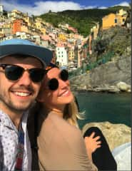 Cinque Terra- a quick trip after our Rome housesit