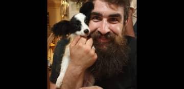 Puppy sitting in Texas