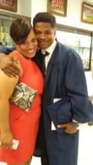 Graduation Day with my Son Jonathan!