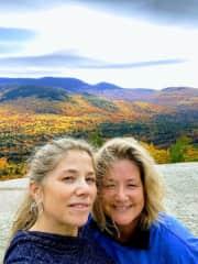 Hiking in NH